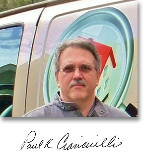 Paul Cianciulli Owner Hilltop Home Inspections